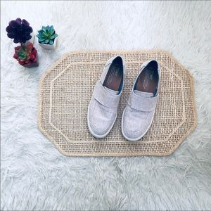 Toms Altair Velcro Slip On Shoes
